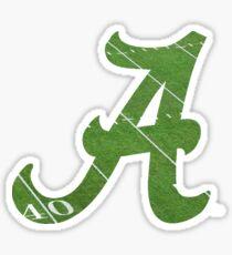 Alabama Game Day A Sticker