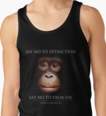 Say No to Extinction Tank Top