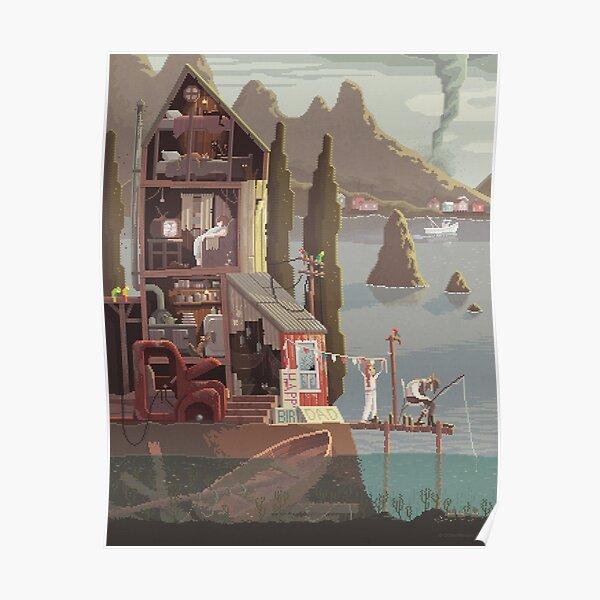 Scene #15: 'The Fisherman's Daughter' Poster