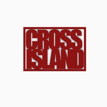 Cross Island by StickerFiend671