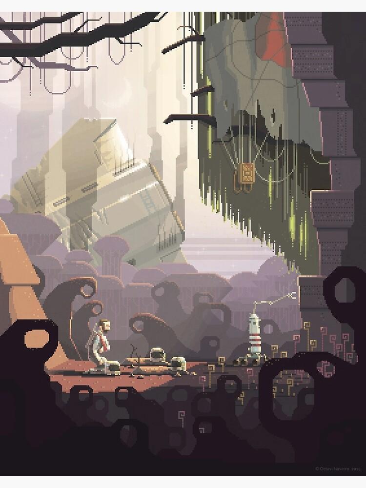 Scene #14: 'Ben' by pixelshuh