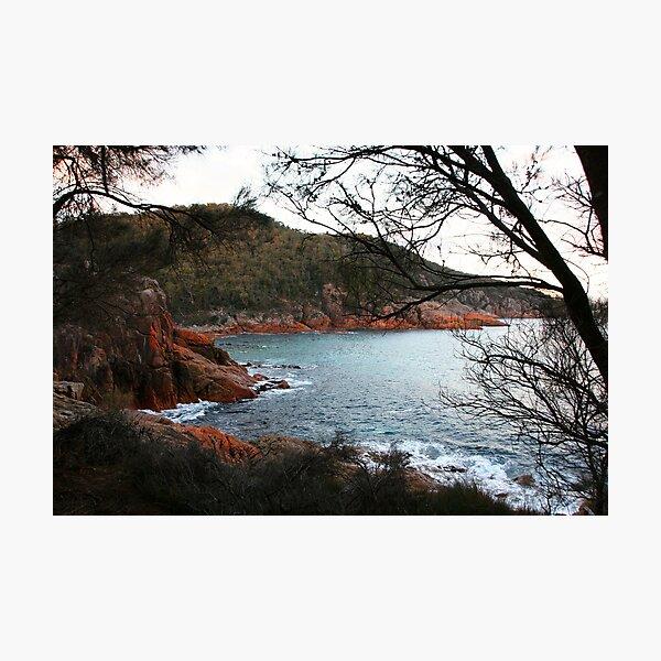 Sleepy Bay, Tasmania - Australia Photographic Print