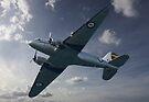 Douglas DC-3 Dakota  by diggle