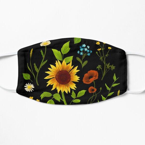 Nordic Summer Garden Botanicals  Flat Mask
