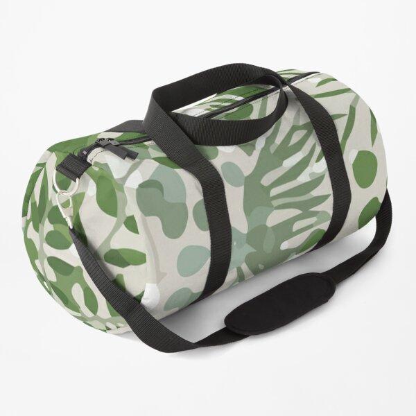 Leaves Pattern Duffle Bag