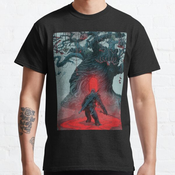 The Witcher Game Artwork Classic T-Shirt