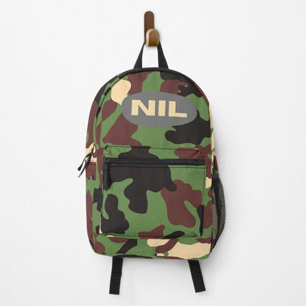 Soldier Navy Man _Personalised Backpack, etc Backpack