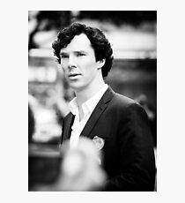 Cumberbatch B&W Photographic Print