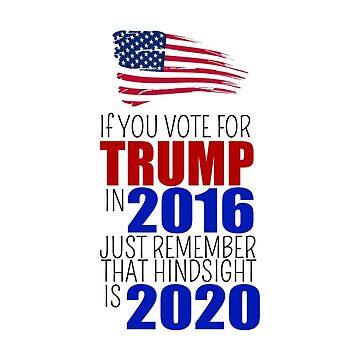 Trump 2016 (Please Don't) by riotinlights
