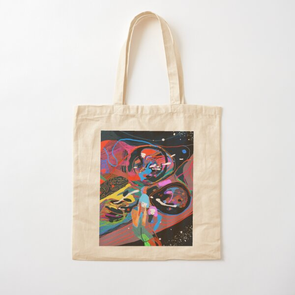The 2am Diaries I Cotton Tote Bag