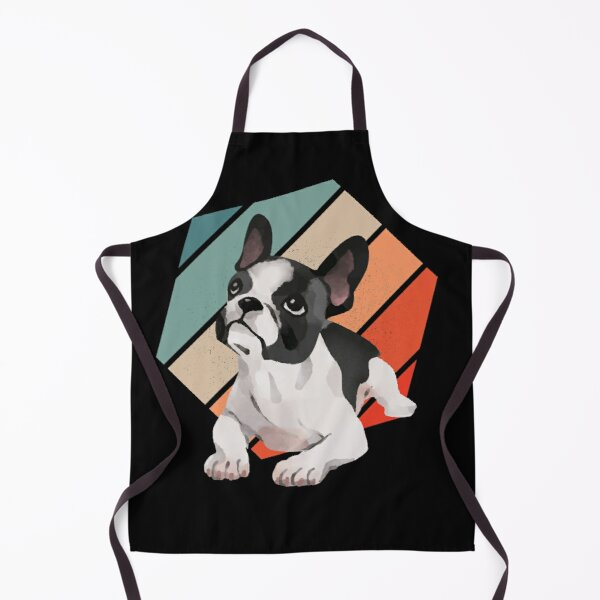 Frenchie French Bulldog Gifts Apron