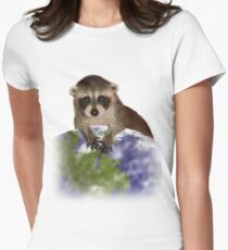 Earth Day Raccoon T-Shirt