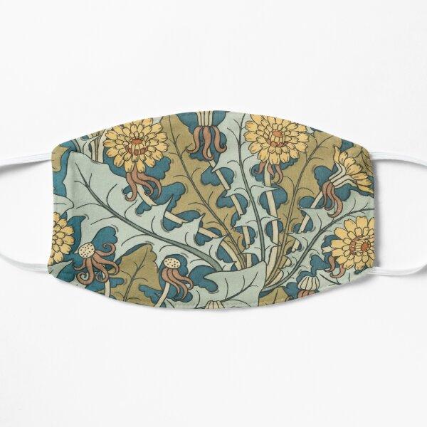 Pissenlit Art Nouveau Masque sans plis