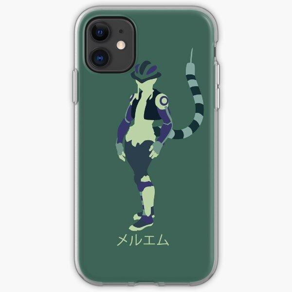 Meruem Hxh iPhone Soft Case