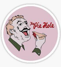 Pegatina The Pie Hole