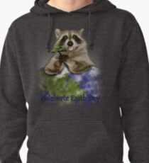 Celebrate Earth Day Raccoon T-Shirt