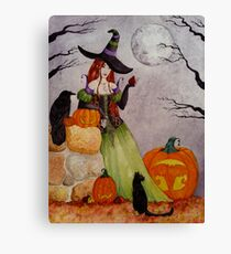 All Hallows Canvas Print