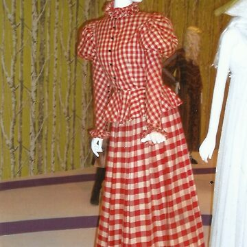 Red Gingham by RobynLee