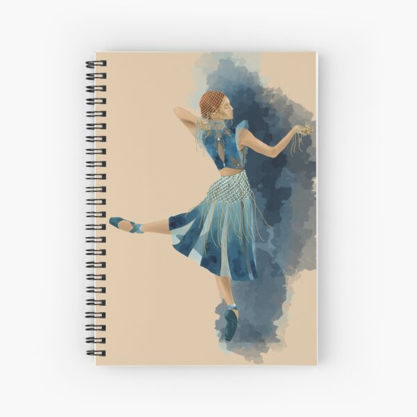 The Float Spiral Notebook