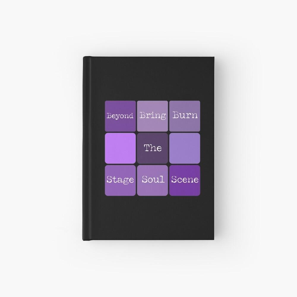 BTS Cube #btsconnect Hardcover Journal