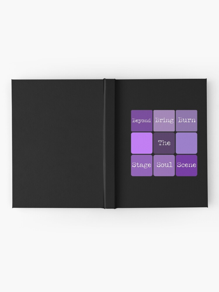 Alternate view of BTS Cube #btsconnect Hardcover Journal