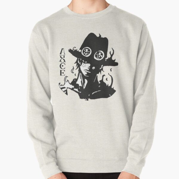 Portgas D. Ace Pullover Sweatshirt