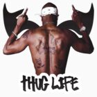 2Pac Thug Life by Temorisse