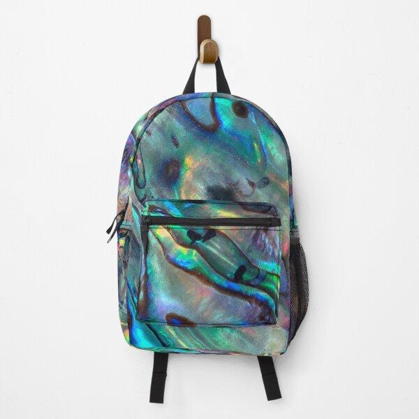 Paua Abalone Shell Backpack