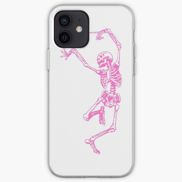 Dance With Pink Death iPhone Soft Case