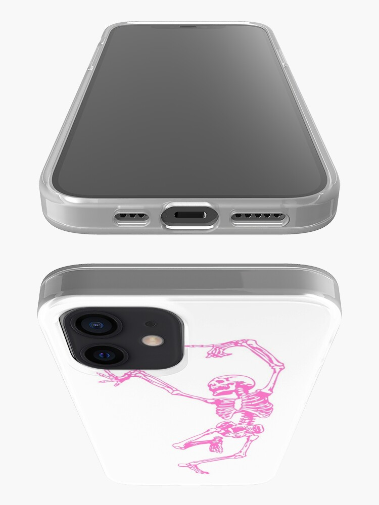 Alternate view of Dance With Pink Death iPhone Case & Cover