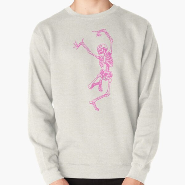 Dance With Pink Death Pullover Sweatshirt