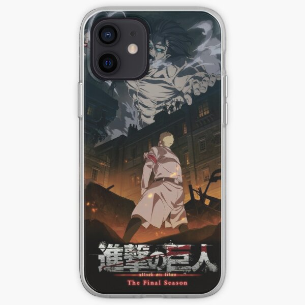 Attack On Titan Season 4 Characters iPhone cases & covers ...