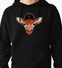 Belt Giraffe (2013 Edition) Pullover Hoodie