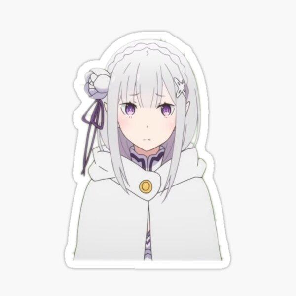 Re: Zero Emilia Pegatina