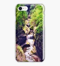 River Painting iPhone Case/Skin