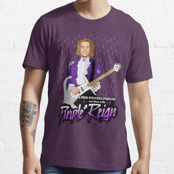 Purple Reign Prince Fyfe Essential T-Shirt