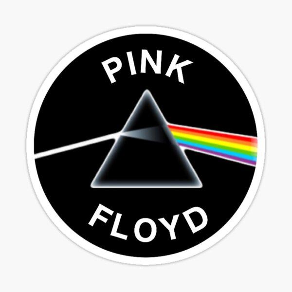 Pink Floyd Dark side of the moon large logo Sticker