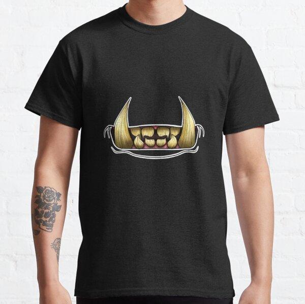 Bouche d'ogre  T-shirt classique