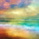 seascape one by DARREL NEAVES