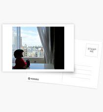 Clara Osaka Postcards