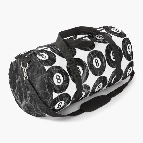 Vintage 8 Ball Duffle Bag