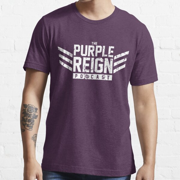 Distressed Dockers (white print) Essential T-Shirt