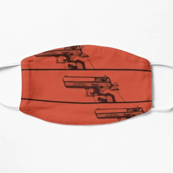 Cowboy Bebop Pistol Graphic Mask