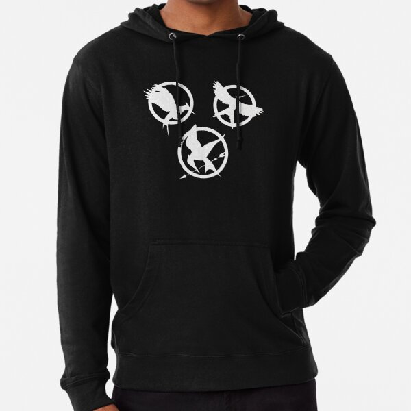 THE HUNGER GAMES-TRILOGY Lightweight Hoodie