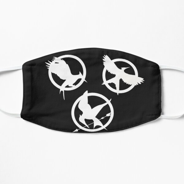 THE HUNGER GAMES-TRILOGY Flat Mask