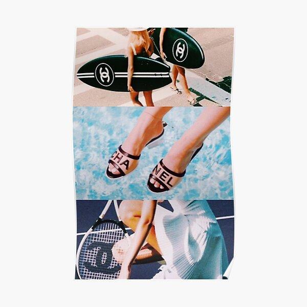 Pool Club Poster