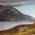 Loch Mullardoch by kernuak