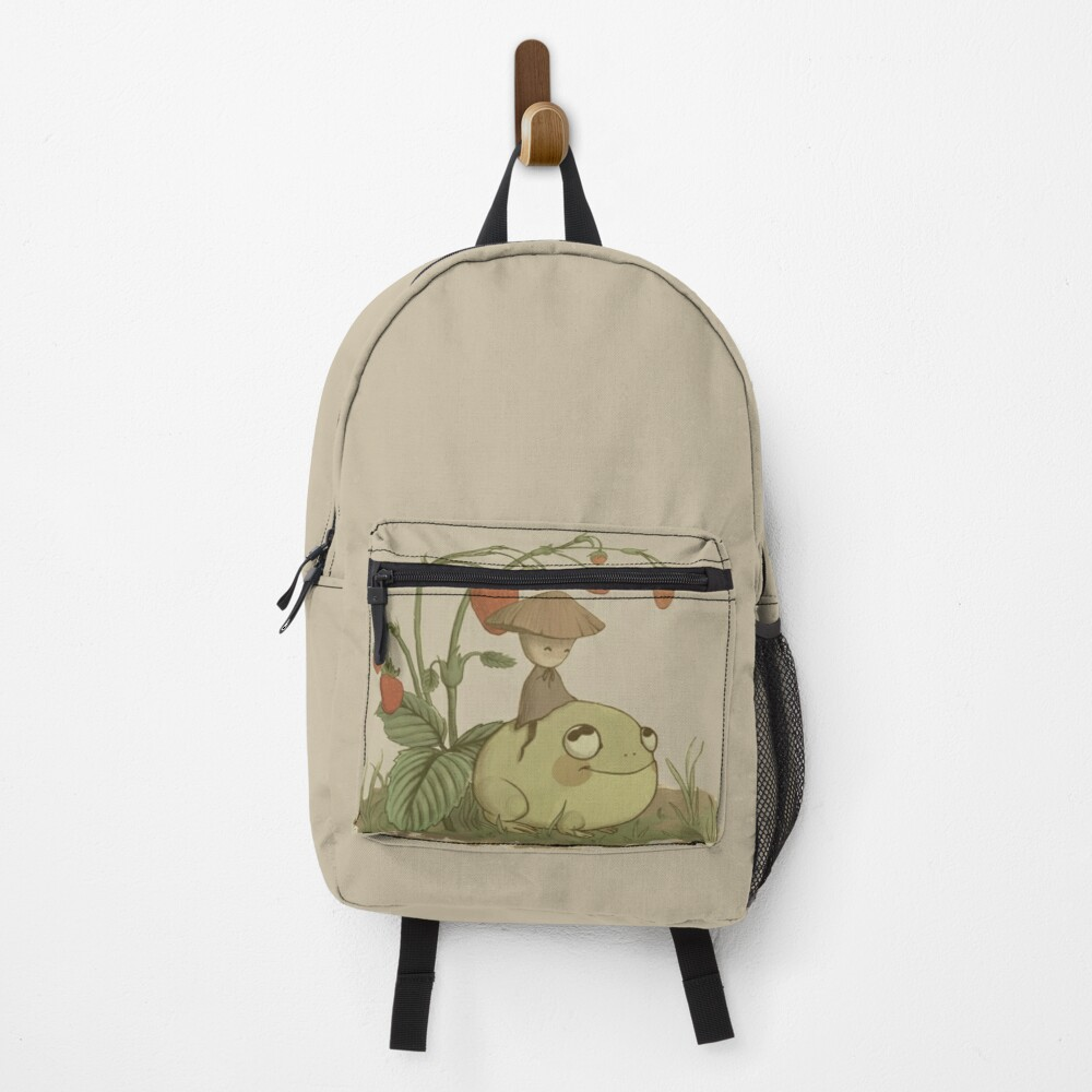 Mushy and Froggy Backpack