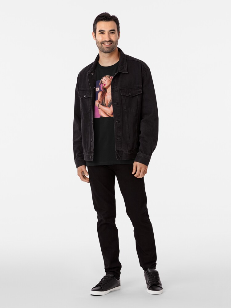Alternate view of Mia Laren Merch Premium T-Shirt