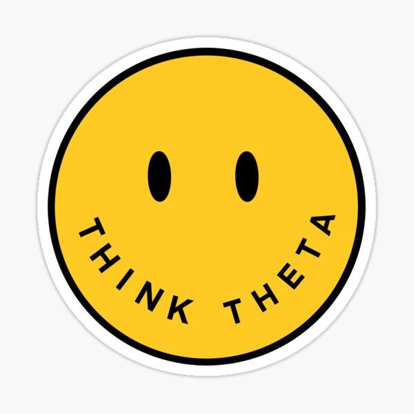 Smiley THTA  Sticker